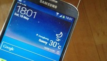samsung galaxy s4 shv-e300s unboxing ycp