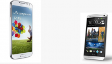 htc one vs galaxy s4 ycp