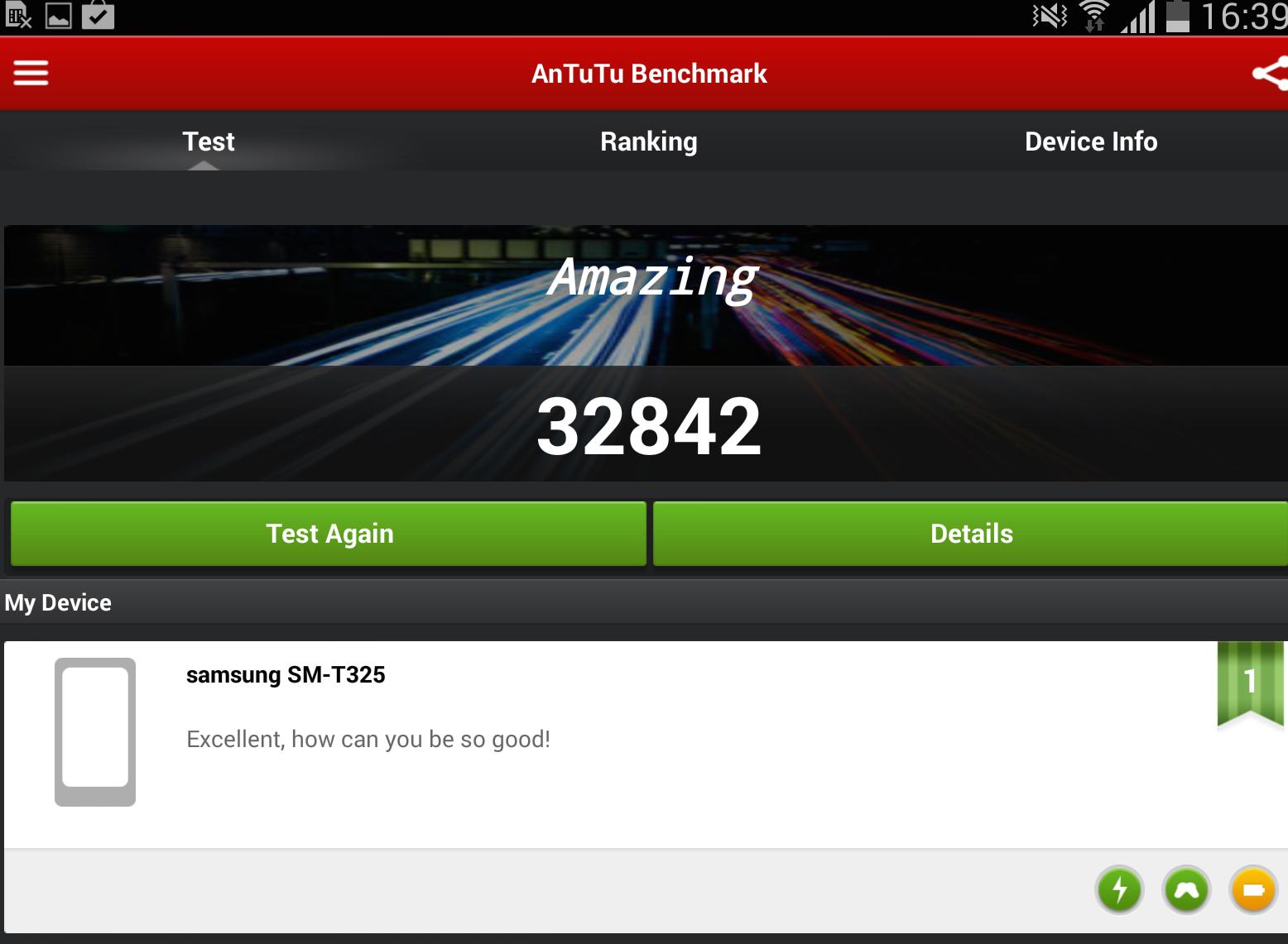 samsung galaxy tab pro 8 4 ycp review antutu benchmark