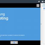 samsung galaxy tab pro 8.4 ycp review samsung emeeting demo