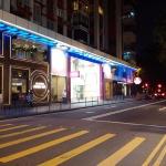 blackberry passport photo sample lowlight street hong kong