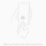 fingerprint setup
